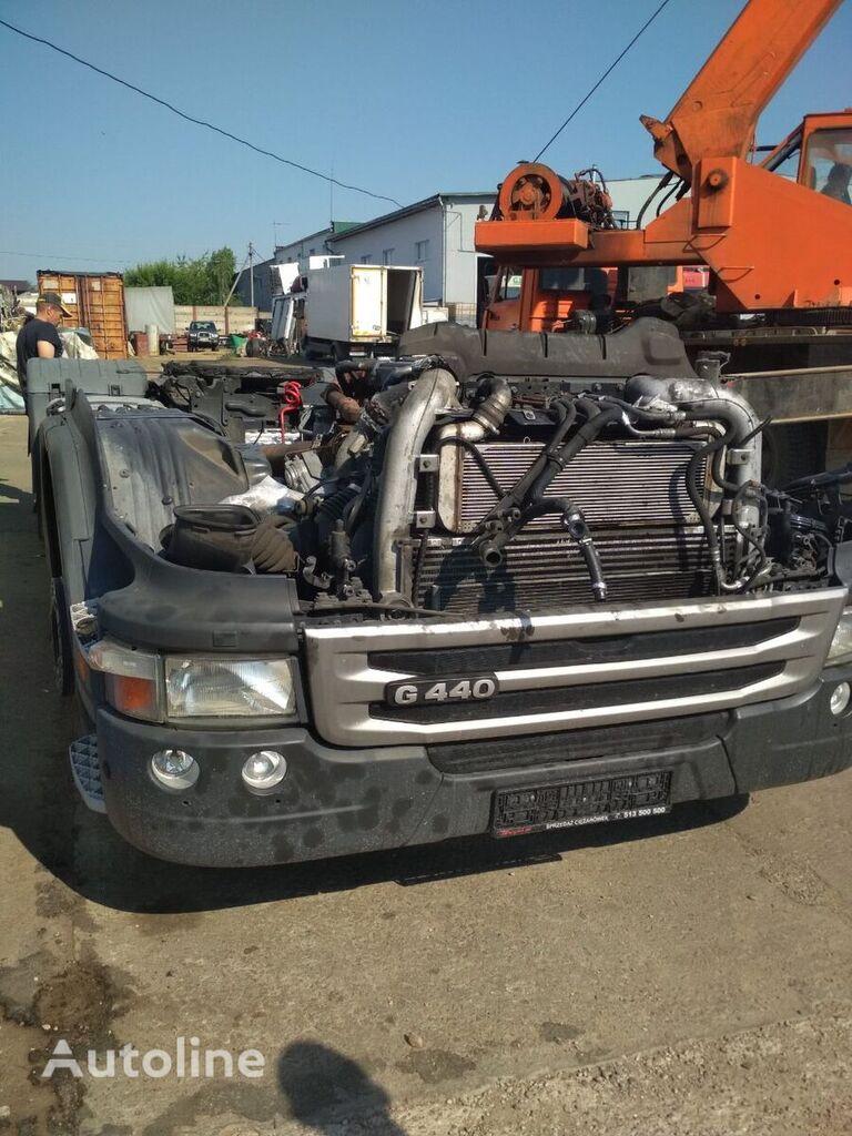 cutie de viteze SCANIA GRS905R pentru autotractor SCANIA G440