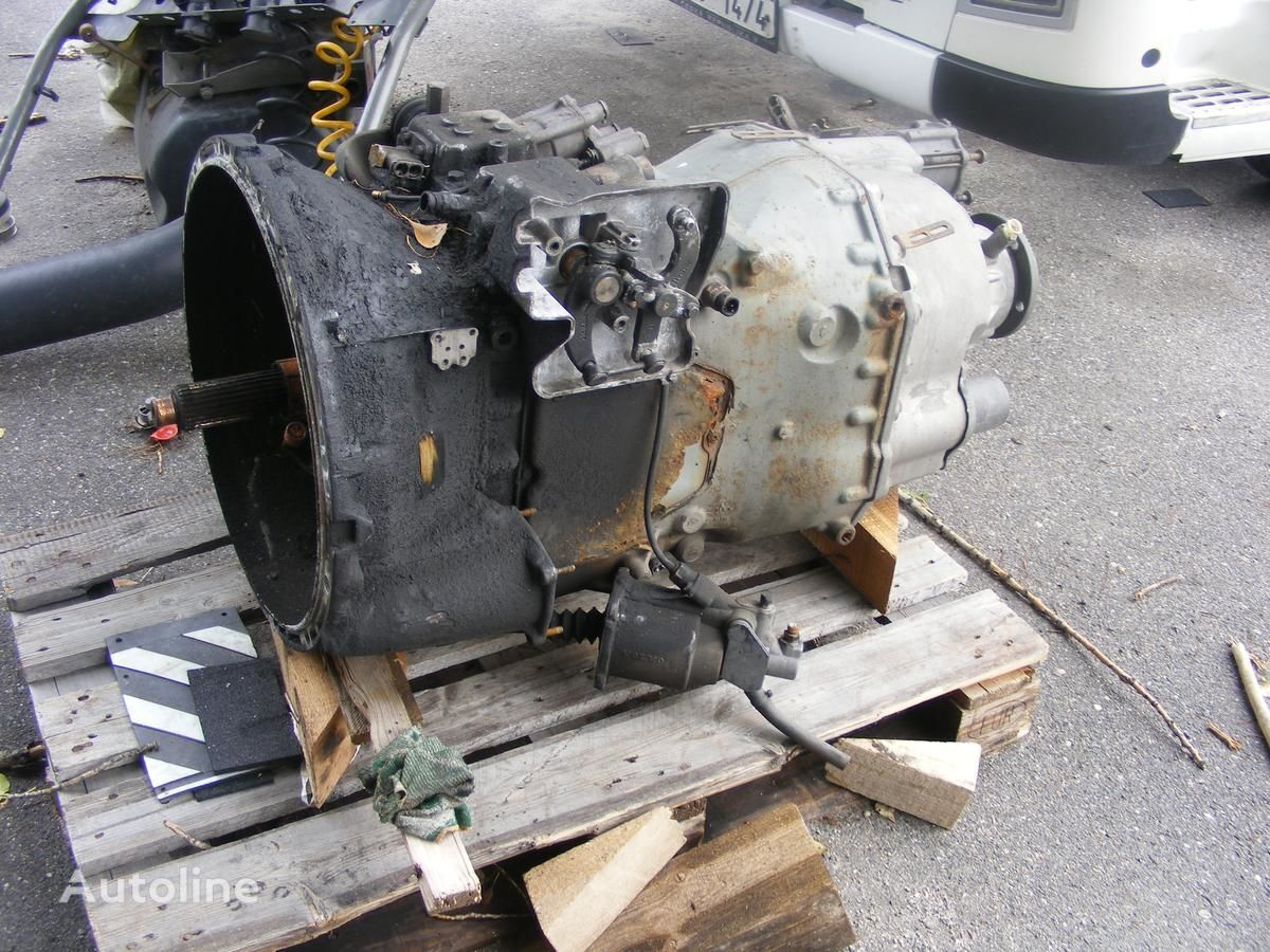 VOLVO převodovka VT 2514B cutie de viteze pentru VOLVO převodovka VT 2514B camion