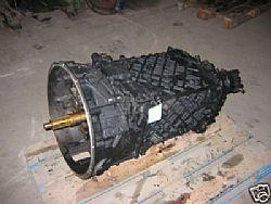 ZF 16 S 181 für MAN, DAF, Iveco, Renault cutie de viteze