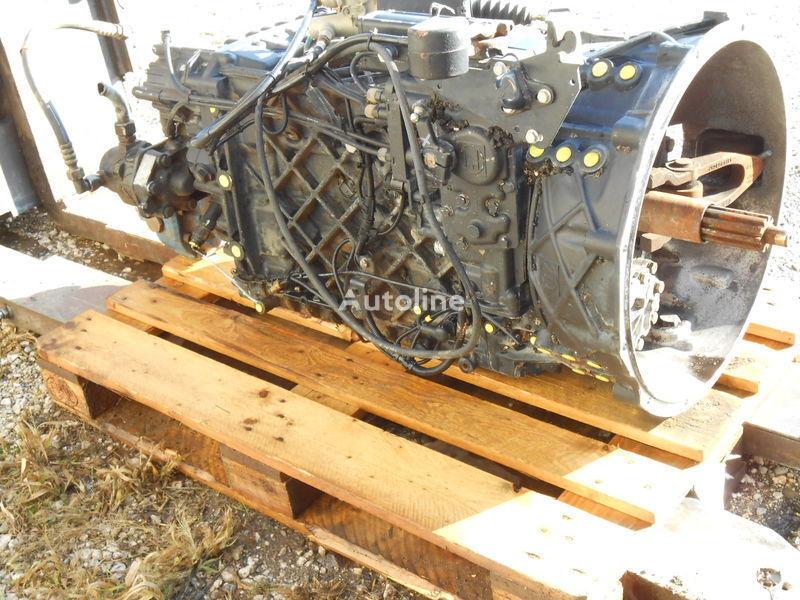 ZF 16S2520 TO Für FZ übers. 13,80-0,84 Part List 1343 002 001 Custo cutie de viteze pentru MAN Kipper-Mixer FZ SZM camion