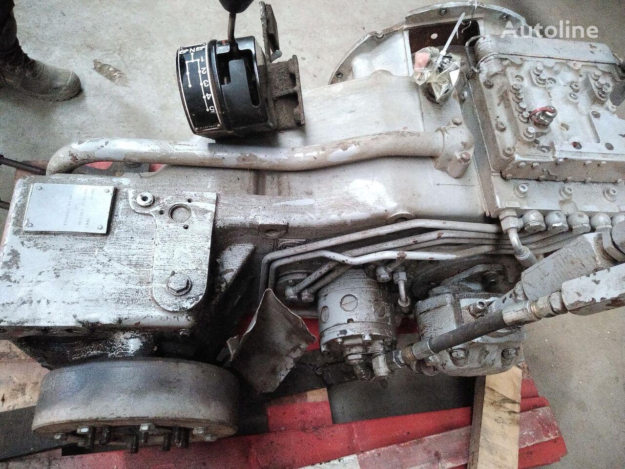 cutie de viteze ZF 6WG180 pentru automacara