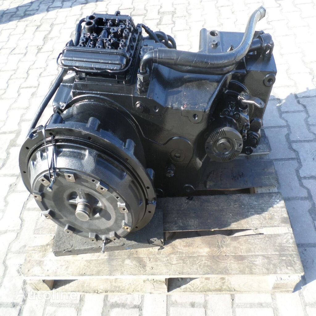 cutie de viteze ZF 6WG200 pentru basculantă articulată