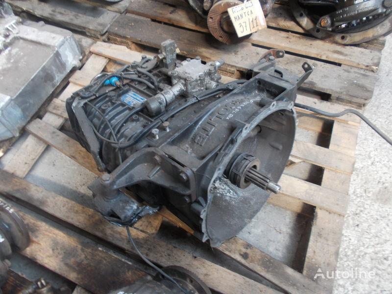 ZF 6s850 val 38mm cutie de viteze pentru MAN autotractor
