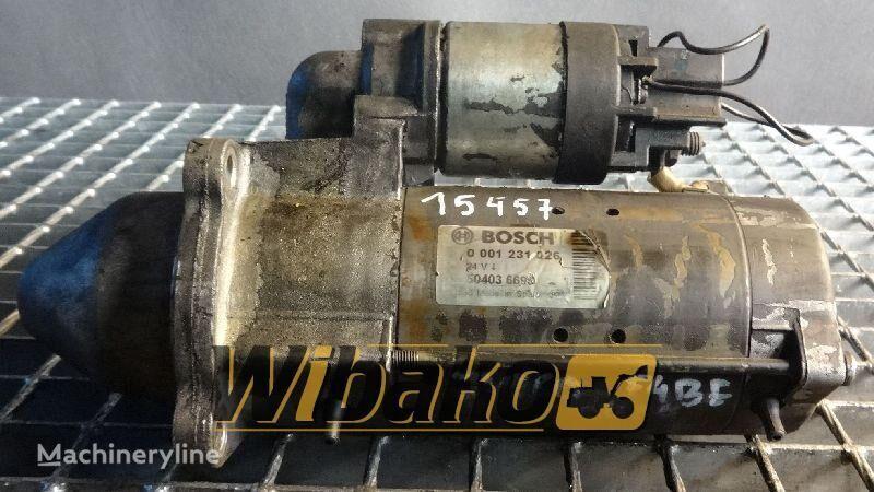 Starter Bosch 0001231026 demaror pentru 0001231026 alte mașini de construcții