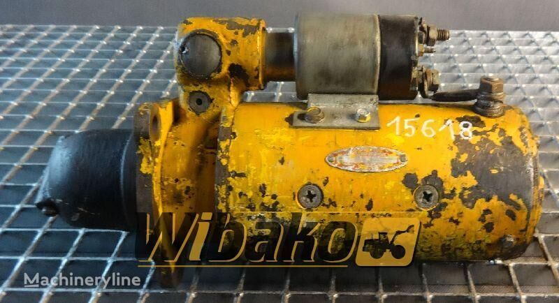 Starter Delco Remy 1113634 demaror pentru 1113634 alte mașini de construcții