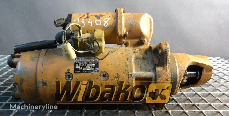 Nikko demaror pentru 600-813-2610 alte mașini de construcții