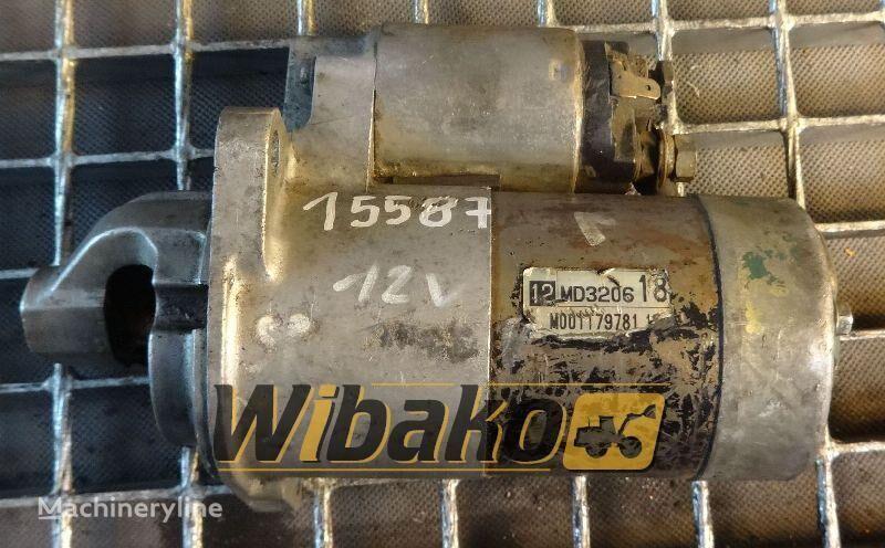 Starter Mitsubishi MD3206 demaror pentru MD3206 excavator