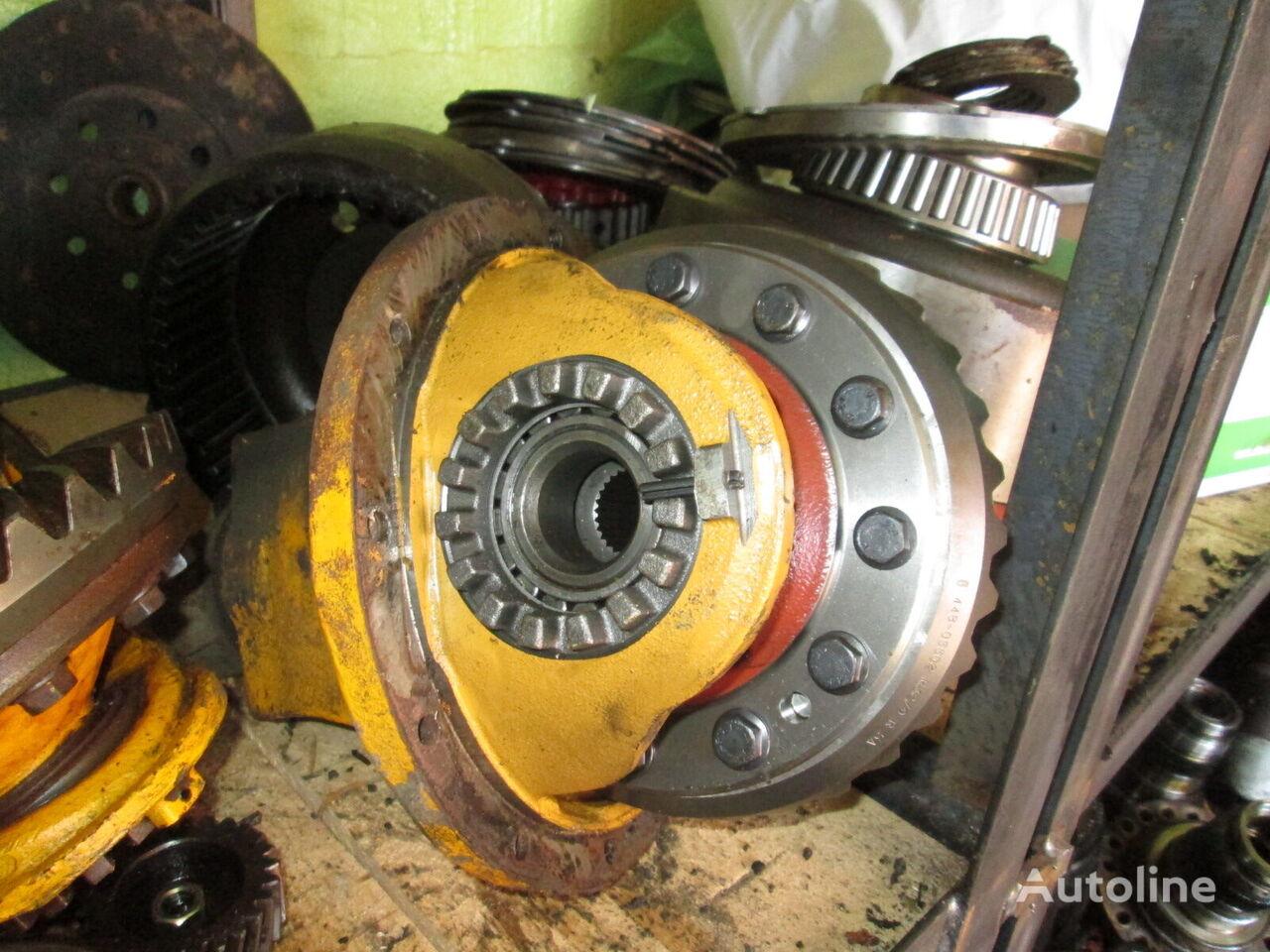 diferential 448-05502 R32/9 R 5A pentru buldoexcavator JCB 3CX