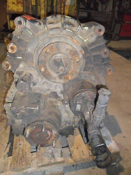6X6 8X8 G 17002 MAN diferential pentru camion