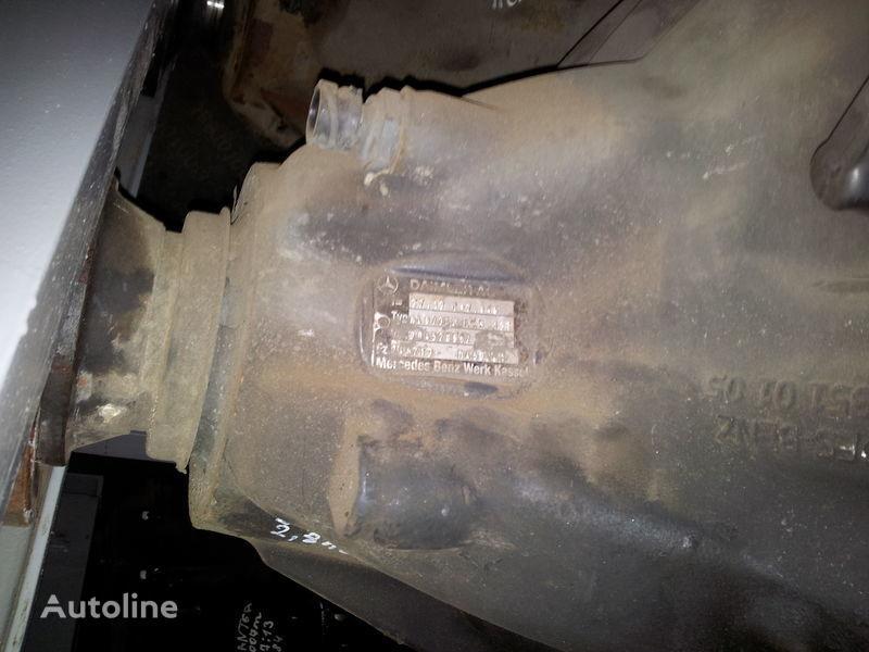 Mercedes Benz actros, axle gear, MP3 axle HL6 ratio 37/13, 2.84 diferential pentru MERCEDES-BENZ Actros autotractor