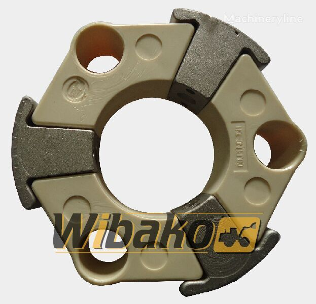 Coupling 16H+AL disc de ambreiaj pentru 16H+AL alte mașini de construcții