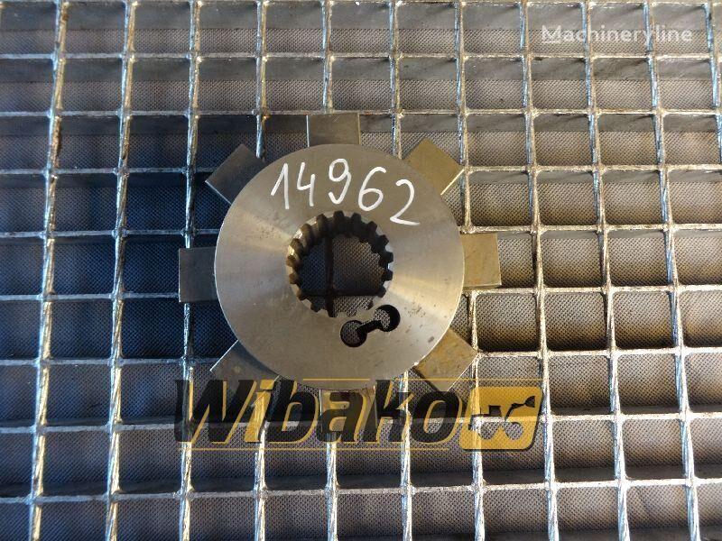 Wkład sprzęgła Centaflex 17/45/150 disc de ambreiaj pentru 17/45/150 alte mașini de construcții