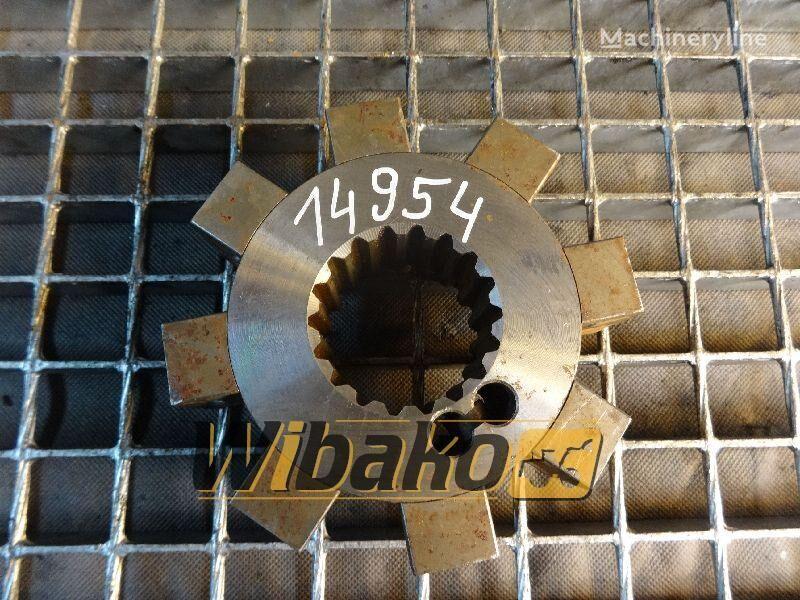 Wkład sprzęgła Centaflex 18/60/150 disc de ambreiaj pentru 18/60/150 alte mașini de construcții