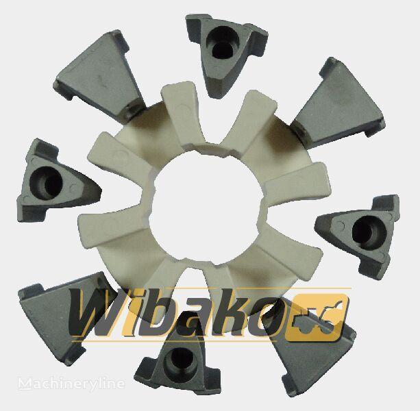 Coupling 110H+AL disc de ambreiaj pentru 110H+AL alte mașini de construcții