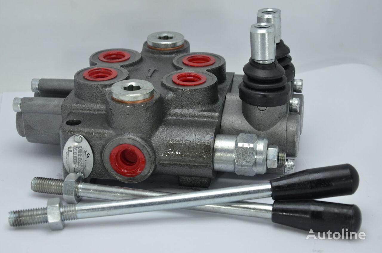 distribuitor hidraulic GM-M45-2P 1/2 pentru macara montată nou