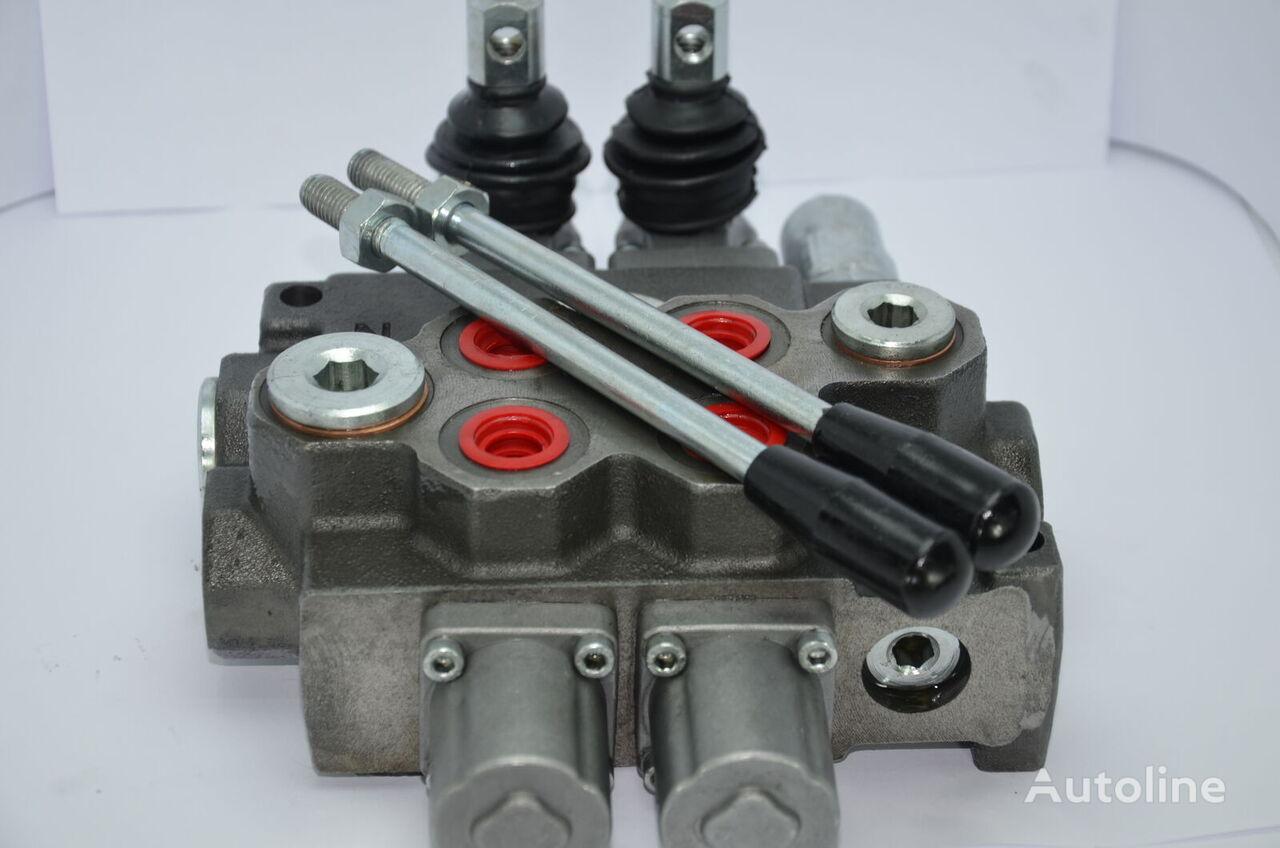 distribuitor hidraulic GM-M70-2P 1/2 pentru macara montată nou