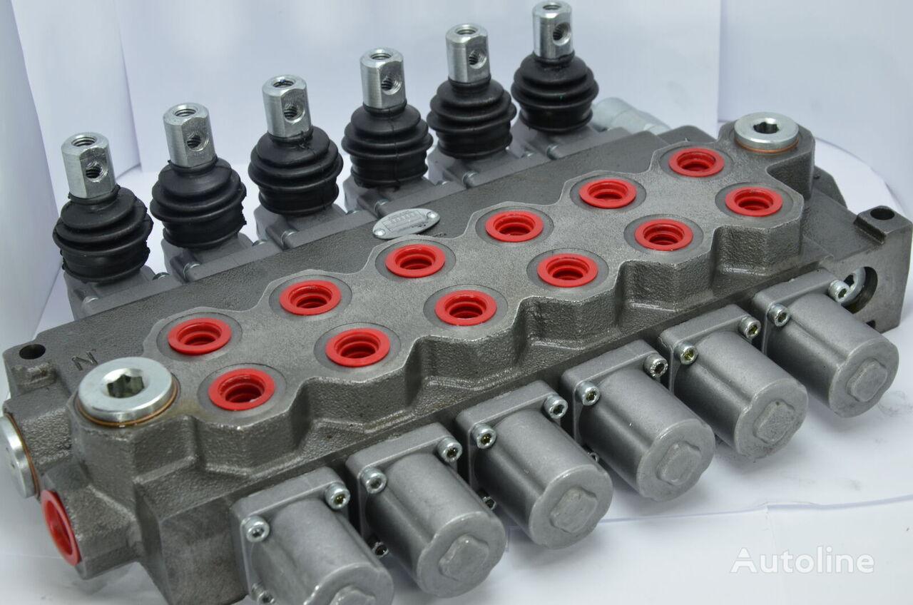 distribuitor hidraulic GM-M70-6P 1/2 pentru macara montată nou