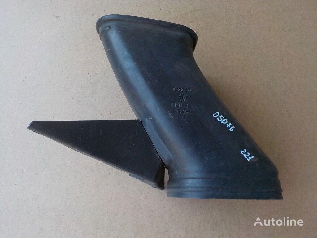 vozdushnogo filtra Scania țeavă de răcire pentru camion