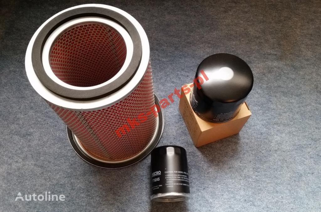 ISUZU FILTER KIT - ZESTAW FILTRÓW filtru hidraulic pentru ISUZU NPR, NQR 4.8 TD  camion nou