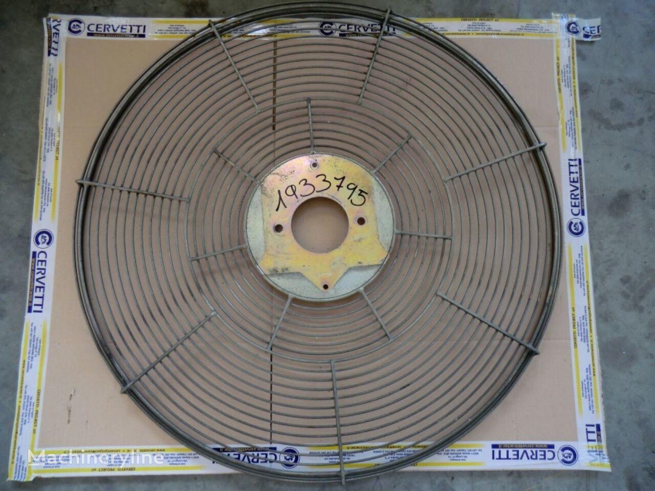 grilă radiator GRILL GP-RADIATOR pentru basculantă articulată CATERPILLAR 735 AWR00399