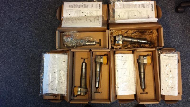 CATERPILLAR injector pentru CATERPILLAR 3412 / 651E / 657E excavator