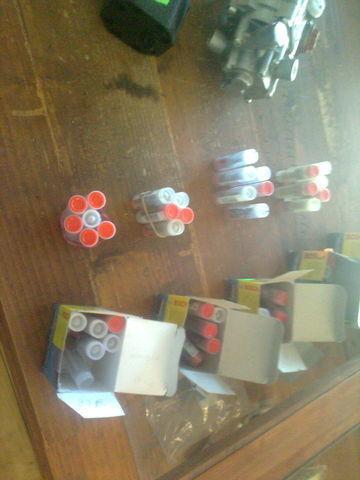 DAF 0433171703 DLLA152p1081 bosch injector pentru DAF 95XF nou