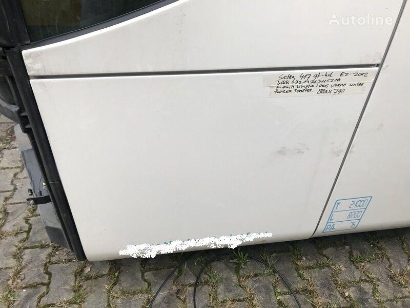 izolaţie pentru autobuz SETRA 4er Reihe GT/ GTHD/ NF/ UL/ HDH