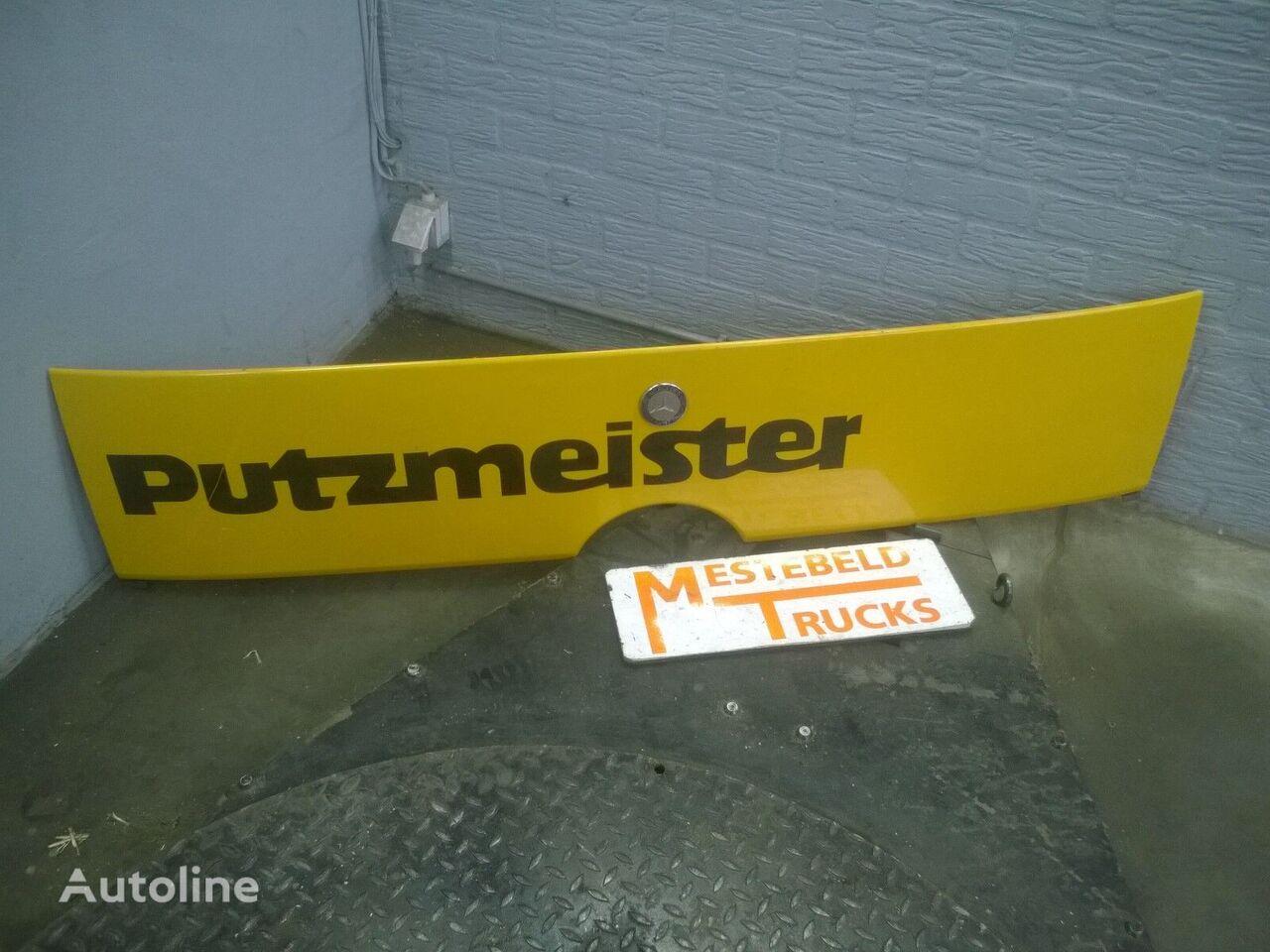 izolaţie pentru MERCEDES-BENZ Frontplaat boven grille autotractor