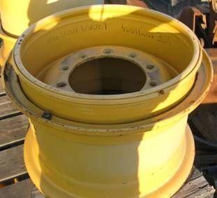 VOLVO Wheel rims 17.00-25 for tyres 20.5R25 jantă pentru VOLVO L70B, L70C, L70D încărcător frontal