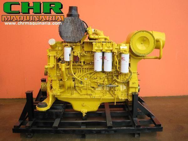 motor pentru excavator