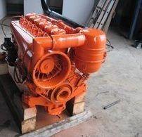 Deutz BF6L912 motor pentru excavator