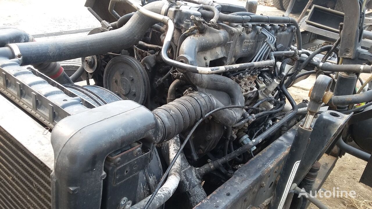 MAN Man Turbodizel 163k.s 114k.v 4.6l  1999r.v. idealniy stan motor pentru camion
