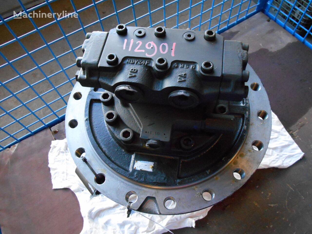 CASE Nabtesco M3V290/170A motor hidraulic pentru CASE CX330 excavator