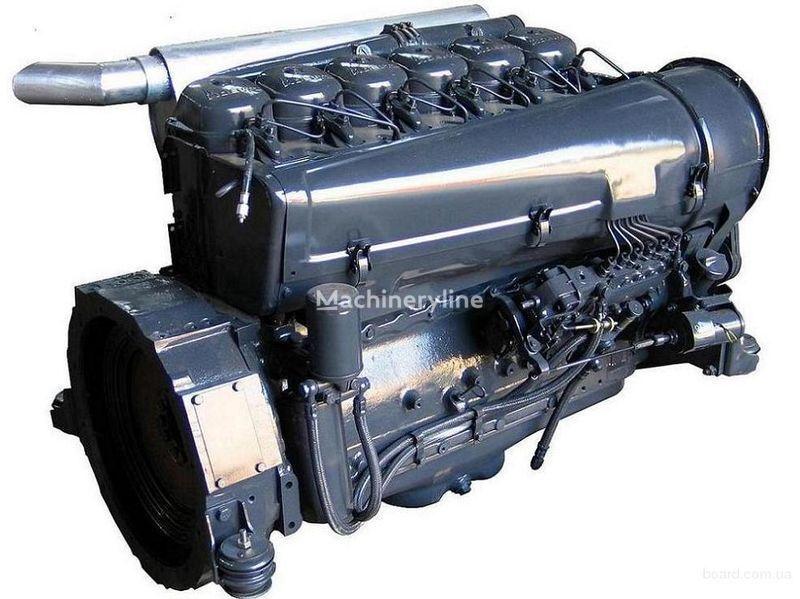 Deutz f4l912 motor pentru ATLAS excavator