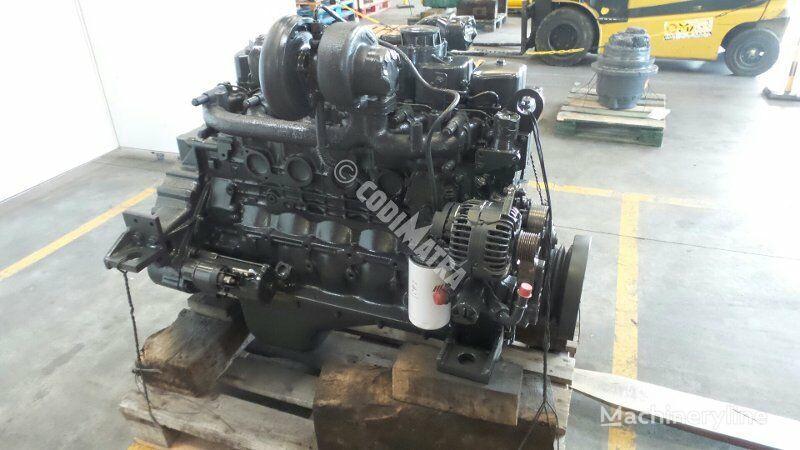 CASE Moteur thermique motor pentru CASE WX170 excavator