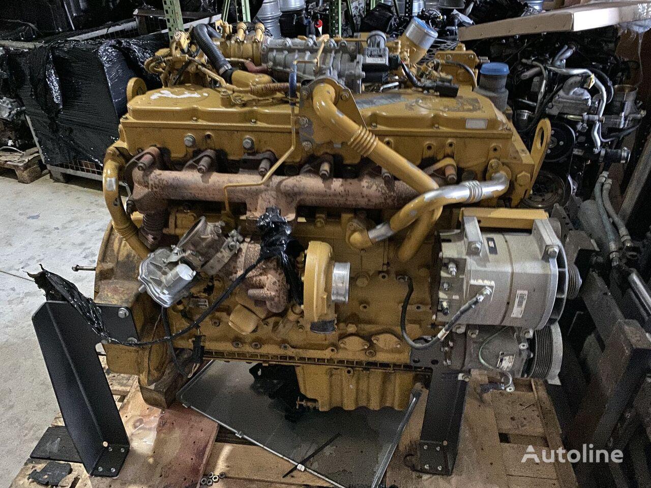 motor CATERPILLAR pentru încărcător frontal