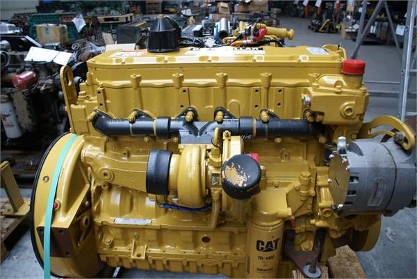 motor pentru CATERPILLAR 3126 excavator