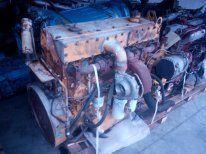 motor CUMMINS pentru încărcător frontal