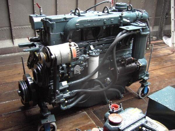 CUMMINS NT 855 motor pentru CUMMINS NT 855 alte mașini de construcții