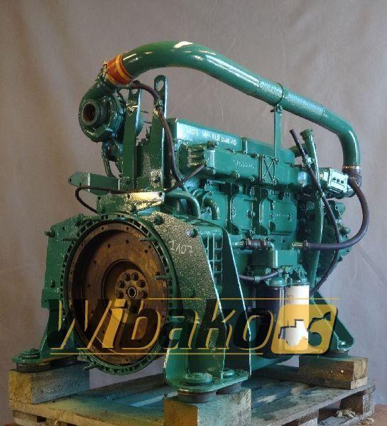 Engine Volvo D6A250 motor pentru D6A250 alte mașini de construcții