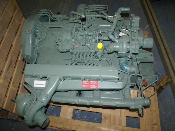 DAF LT 195 motor pentru DAF LT 195 alte mașini de construcții