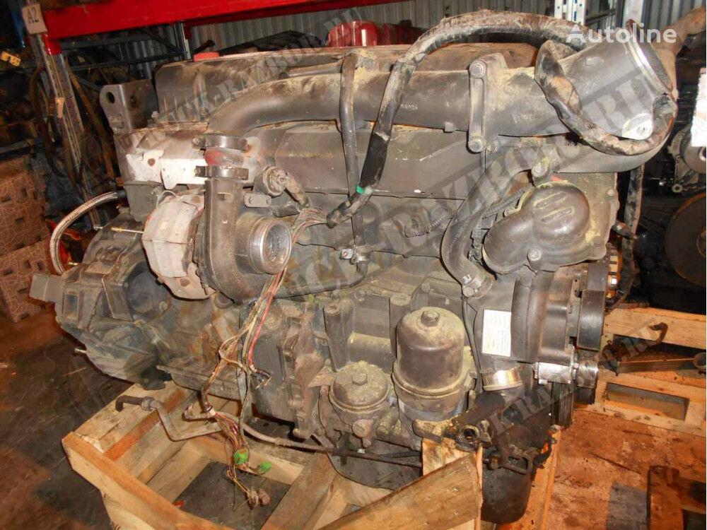 motor DAF DVS v sbore pentru autotractor DAF MX300