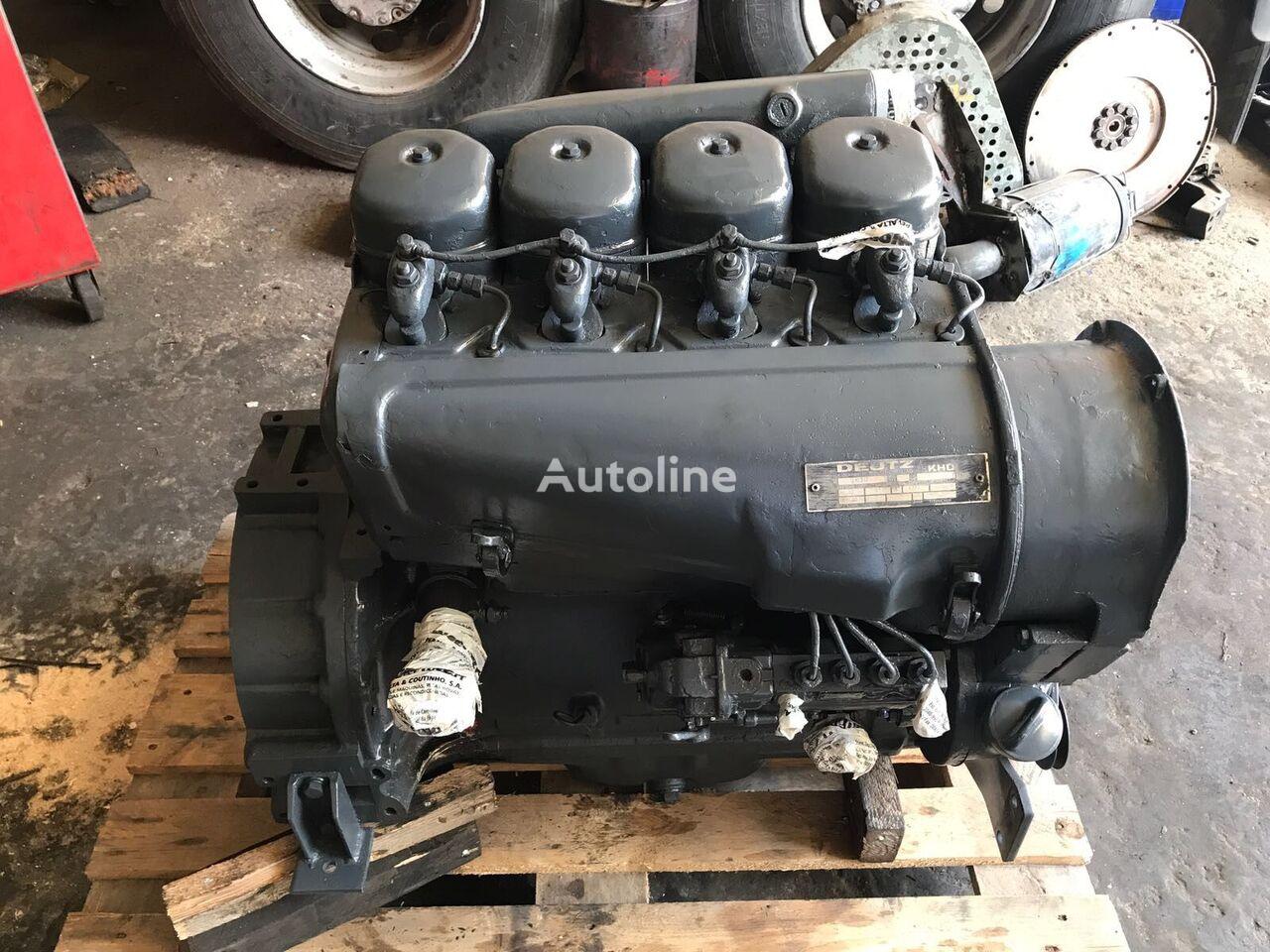 motor DEUTZ pentru camion
