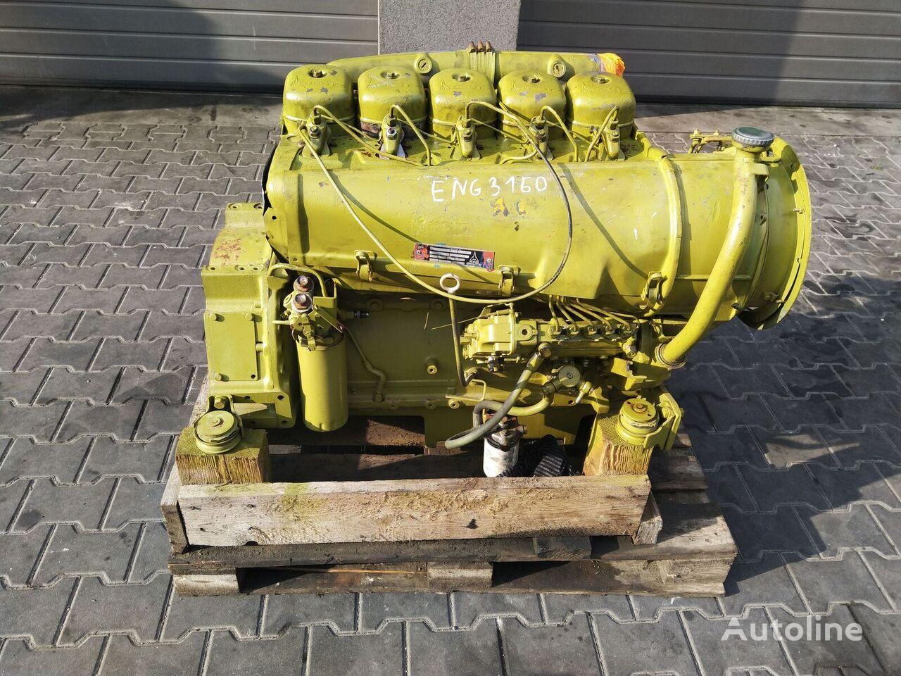motor DEUTZ 5 cylindrowy Engine Motor pentru încărcător frontal DEUTZ