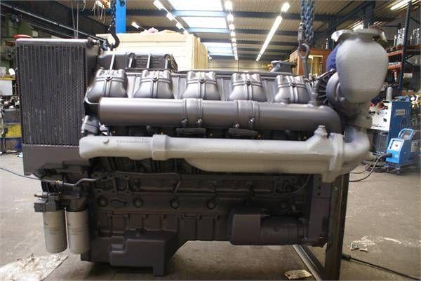 DEUTZ BF10L513 motor pentru DEUTZ BF10L513 excavator