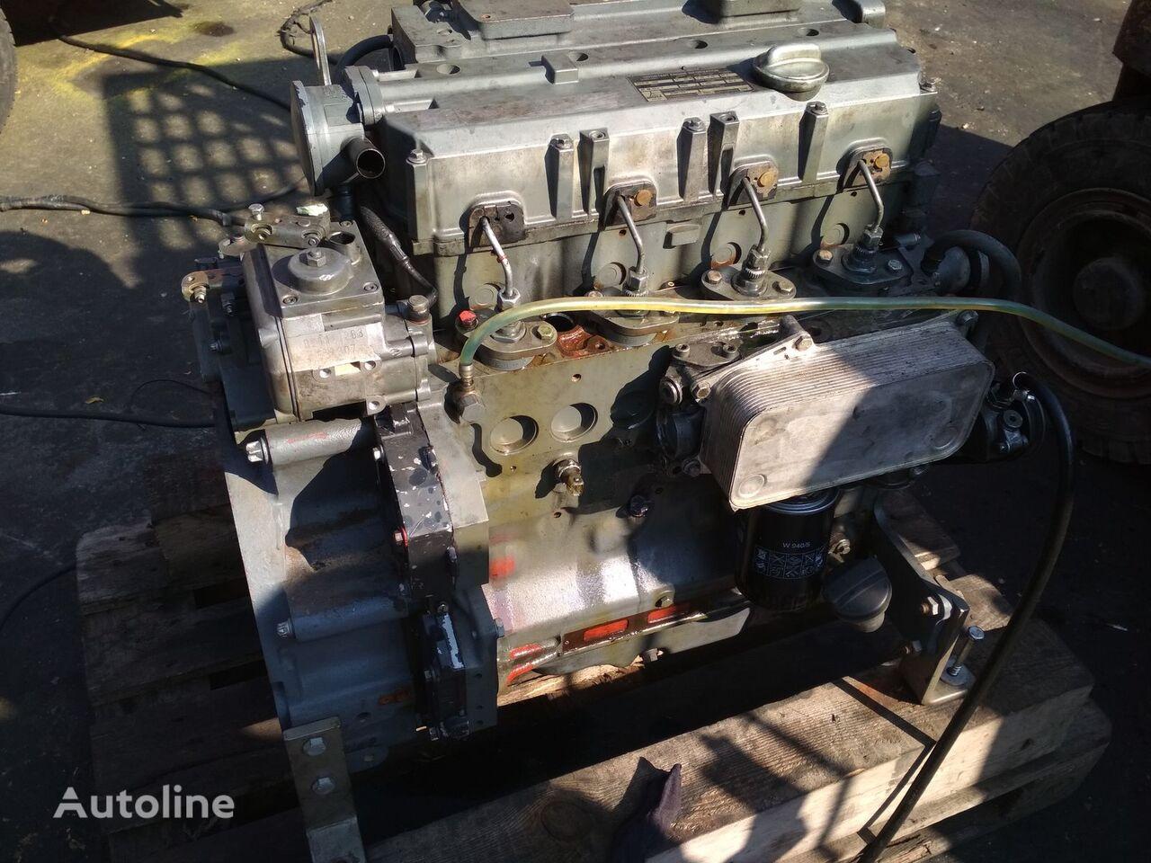 motor DEUTZ Bf4m2021c pentru cilindru compactor BOMAG