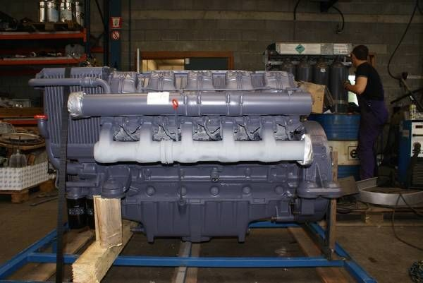 DEUTZ F10L413 motor pentru DEUTZ F10L413 excavator