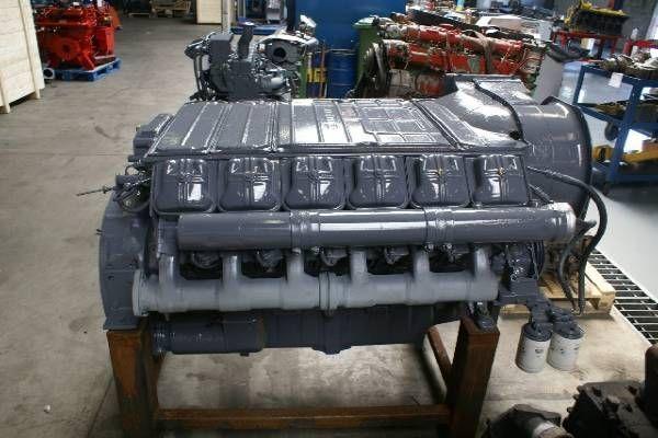 DEUTZ F12L413F motor pentru DEUTZ F12L413F combină