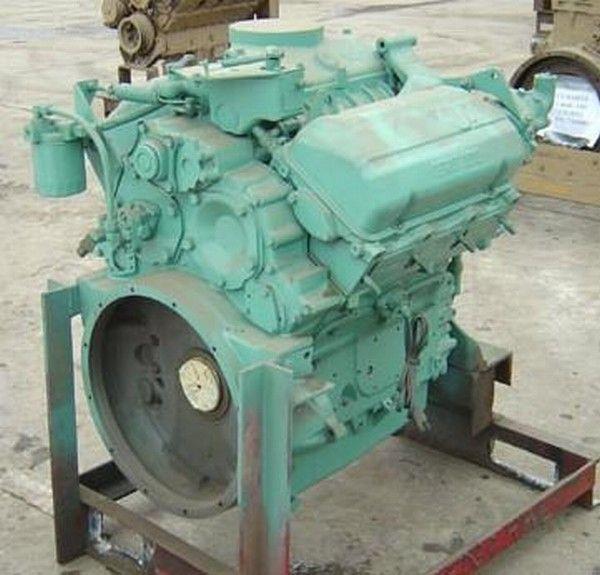 Detroit 6V53 motor pentru Detroit 6V53 alte mașini de construcții