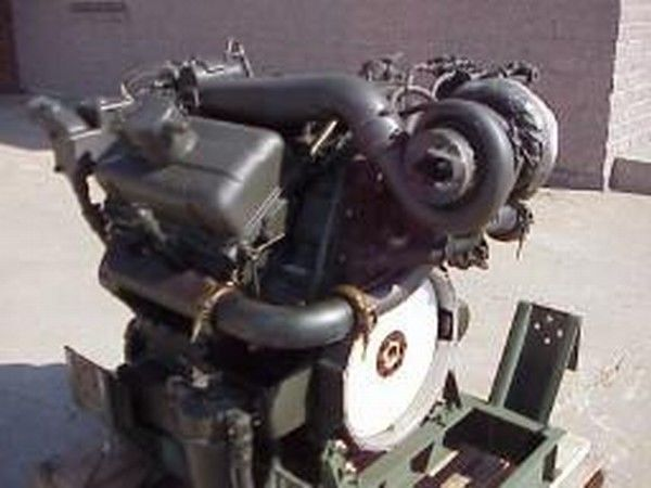 motor pentru Detroit 6V53T excavator